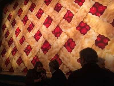 Forrest Theatre, secção: Orch C, fila: A, lugar: 101