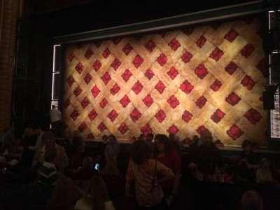 Forrest Theatre, secção: Orch R, fila: K, lugar: 2