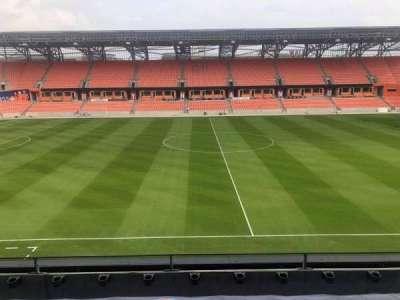 BBVA Stadium, secção: PC4