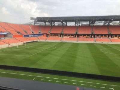 BBVA Stadium, secção: PC6