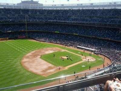 Yankee Stadium secção 428