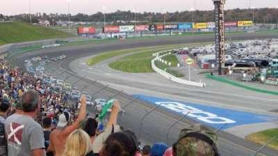Kentucky Speedway secção 4L