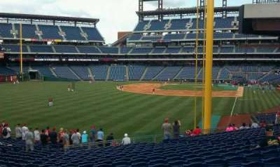 Citizens Bank Park secção SRO