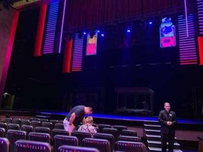 Penn & Teller Theater secção 2