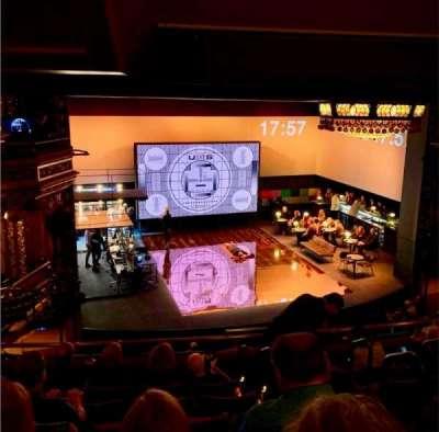 Belasco Theatre, secção: Mezzanine L, fila: G, lugar: 8