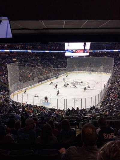 Nationwide Arena, secção: 119, fila: NN, lugar: 6