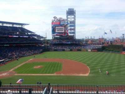 Citizens Bank Park secção 215