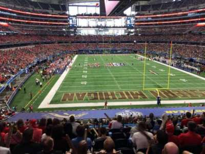 AT&T Stadium secção 249