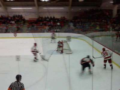 Bright-Landry Hockey Center, secção: 1, fila: H, lugar: 14