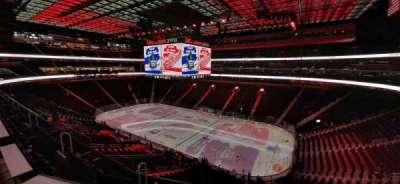 Little Caesars Arena, secção: M24, fila: 1, lugar: 3