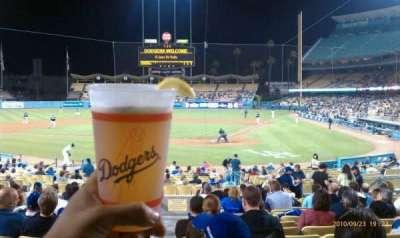 Dodger Stadium secção mvp5