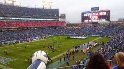 Nissan Stadium, secção: 243, fila: E, lugar: 8