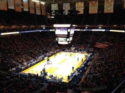 Thompson-Boling Arena secção 311