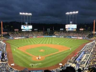Dodger Stadium secção 2RS
