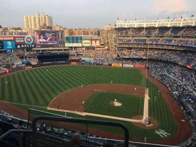 Yankee Stadium secção 422
