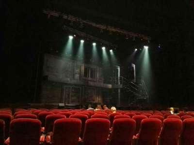 Crown Theatre (Perth), secção: Lounge, fila: E, lugar: 16