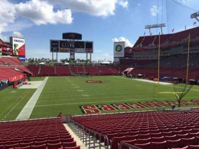 Raymond James Stadium secção 146