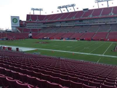 Raymond James Stadium secção 139