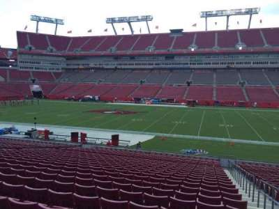 Raymond James Stadium secção 137