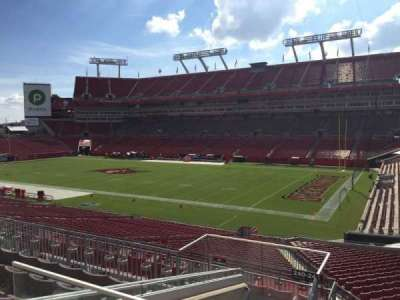 Raymond James Stadium secção 240