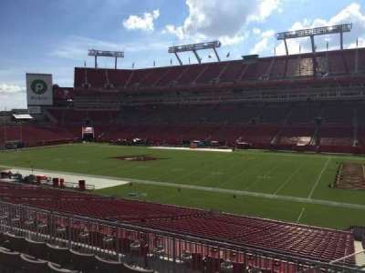 Raymond James Stadium secção 239
