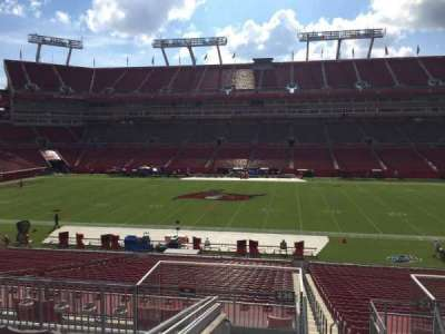 Raymond James Stadium secção 236