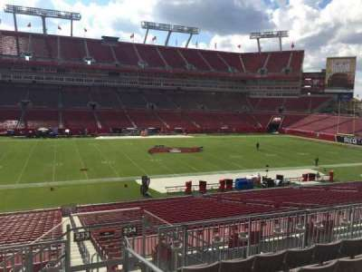 Raymond James Stadium secção 233