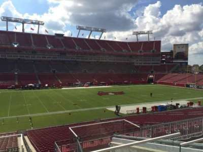 Raymond James Stadium secção 232