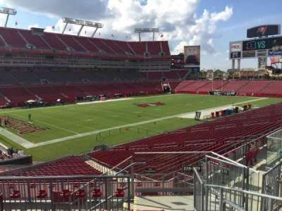 Raymond James Stadium secção 228