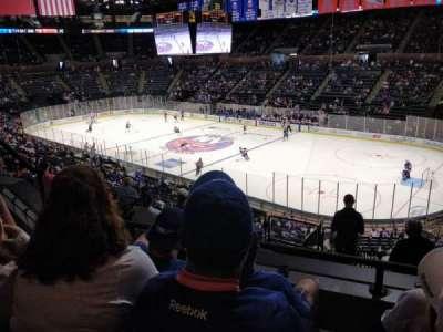 Nassau Veterans Memorial Coliseum secção 239