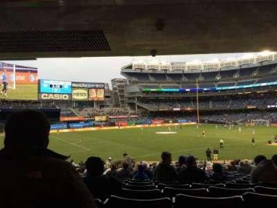 Yankee Stadium secção 129