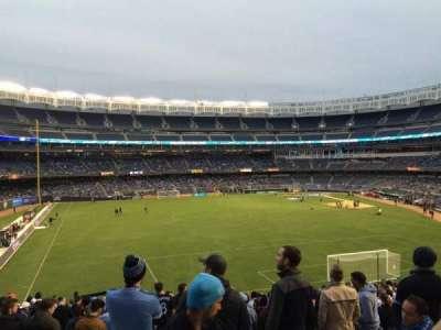 Yankee Stadium secção 237