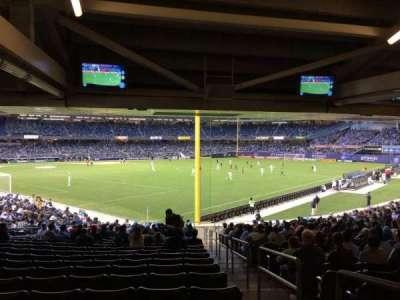 Yankee Stadium secção 108