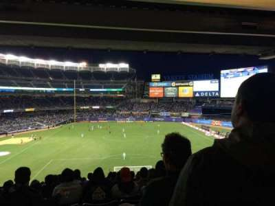 Yankee Stadium secção 213