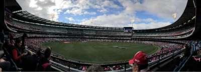 Melbourne Cricket Ground secção N23
