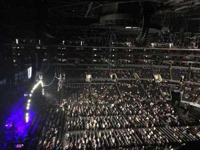 Staples Center secção 309