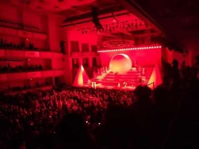 The Kennedy Center Concert Hall, secção: Box Tier, fila: 32, lugar: 1