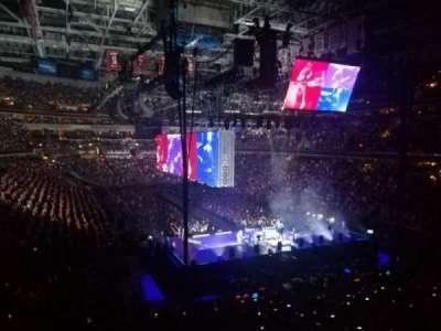 Capital One Arena secção 115