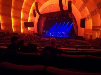 Radio City Music Hall secção 1st Mezzanine 1