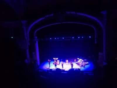Orpheum Theatre (Boston) secção Balcony RC