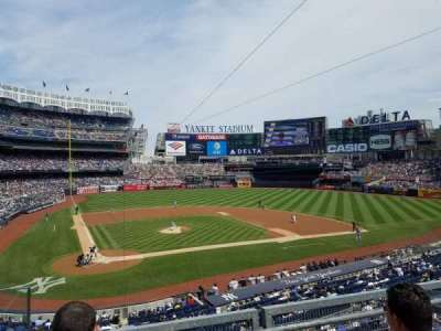 Yankee Stadium secção 218B
