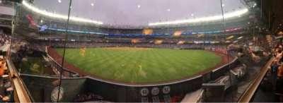 Yankee Stadium secção Pepsi Lounge