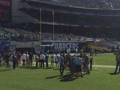 San Diego Stadium secção F4