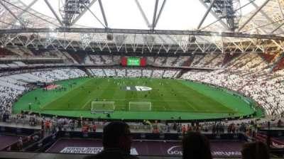 London Stadium secção 222