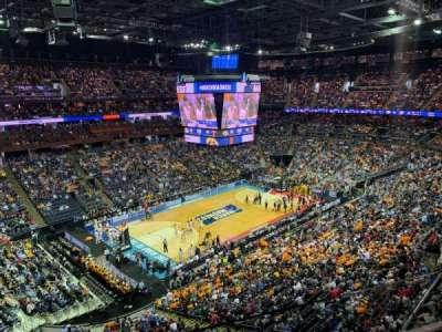 Nationwide Arena secção 206