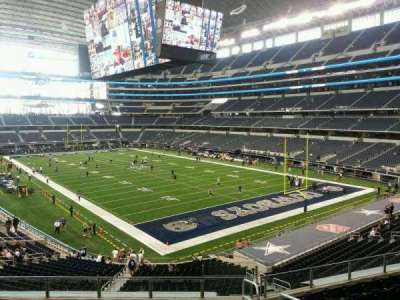 AT&T Stadium secção 202