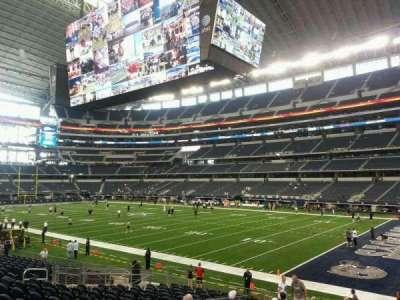 AT&T Stadium secção 103