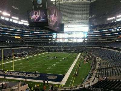 AT&T Stadium secção 244