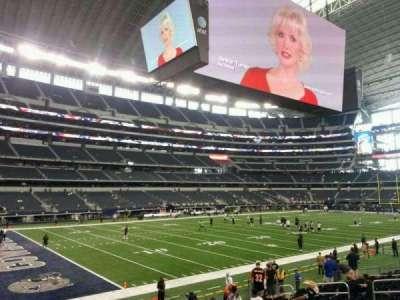 AT&T Stadium secção 144