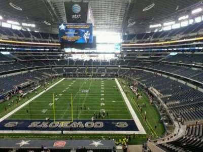 AT&T Stadium secção 346